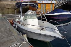lancha de alquiler, salidas de pesca por asturias, titulin, licencia de navegacion, gijon, asturias