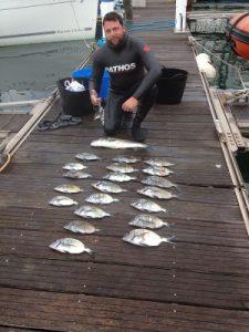 pesca submarina asturias