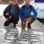lancha de pesca en asturias